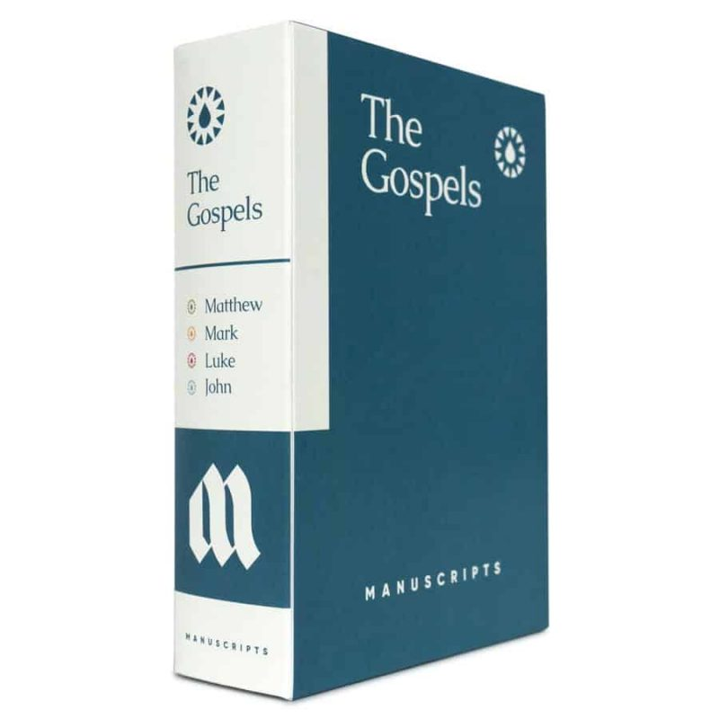Manuscripts Gospels set